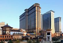 Conrad Macao Cotai Central - Hotel Exterior