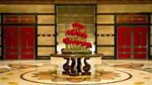 Conrad Macao Cotai Central - Hotel Lobby
