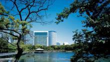 Conrad Tokyo - Exterior