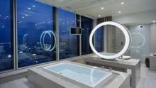 Conrad Tokyo - Royal Suite Bathroom