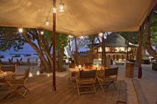 Constance Moofushi - Restaurant