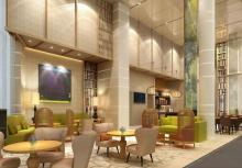 Courtyard by Marriott Hong Kong Shatin - Lounge