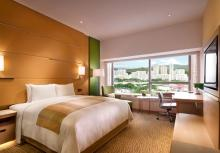Courtyard by Marriott Hong Kong Shatin - Room