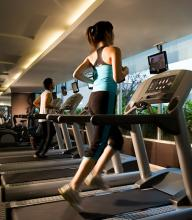 Courtyard by Marriott Hotel Bangkok - Fitness Center