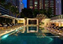 Courtyard by Marriott Hotel Bangkok - Pool