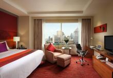 Courtyard by Marriott Hotel Bangkok - Room
