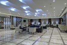 Crowne Plaza Madinah - Lobby