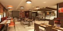 Crowne Plaza Madinah - Restaurant