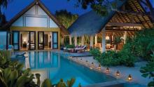 Four Seasons Resort Maldives at Landaa Giraavaru - Beach Bungalow