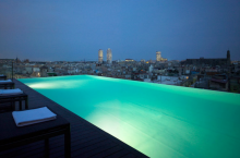 Grand Hotel Central Barcelona - Pool