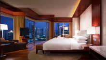 Grand Hyatt Kuala Lumpur - Grand King Deluxe Room