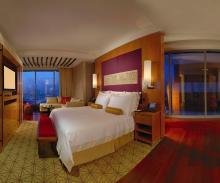 H Hotel Dubai - Deluxe Room