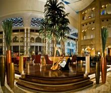 H Hotel Dubai - Lobby & Lounge