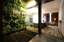Hansar Bangkok - Edge Suite