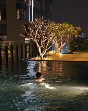 Hansar Bangkok - Pool