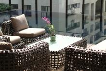 Hansar Bangkok - Pool Lounge