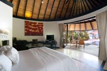 Hilton Maldives Iru Fushi Resort & Spa - Deluxe Beach Villa