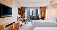 Hilton Singapore - Deluxe Room