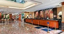 Hilton Singapore - Lobby