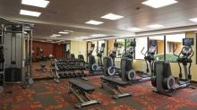 Hotel MdR by DoubleTree - Gym