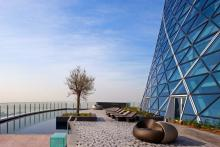 Hyatt Capital Gate Abu Dhabi - Pool