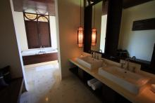 Vijitt Resort Phuket - Villa Bathroom