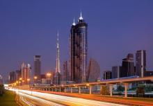 JW Marriott Marquis Dubai - Exterior
