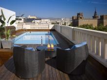 K+K Hotel Picasso - Pool