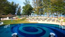 Mai Khaolak Beach Resort - Sunset Pool