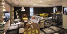 Mama Shelter Lyon - Lounge