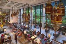 Mandarin Oriental Bangkok - Lobby