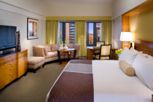 Mandarin Oriental Boston - Room
