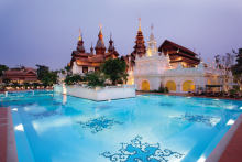 Mandarin Oriental Dhara Dhevi, Chiang Mai - Pool