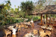 Mandarin Oriental Dhara Dhevi, Chiang Mai - Restaurant