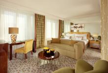 Mandarin Oriental Geneva - Deluxe Room