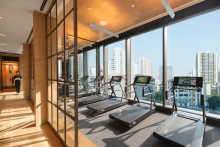 Mandarin Oriental Guangzhou - Fitness Center