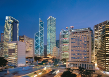 Mandarin Oriental Hong Kong - Exterior
