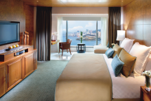 Mandarin Oriental Hong Kong - Room