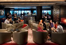 Mandarin Oriental Jakarta - Lounge