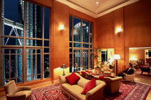 Mandarin Oriental Kuala Lumpur - Club Lounge
