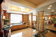 Mandarin Oriental Kuala Lumpur - Presidential Suite Bathroom