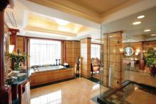 Mandarin Oriental Kuala Lumpur - Presidential Suite Bathroom