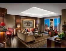 Mandarin Oriental Las Vegas - Dynasty Suite