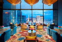 Mandarin Oriental Las Vegas - Tea Lounge