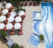 Mandarin Oriental Macau - Pool