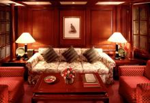 Mandarin Oriental Manila - Georgian Suite