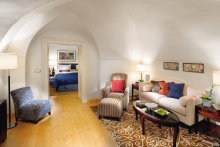 Mandarin Oriental Prague - Lazar Suite
