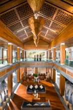 Mandarin Oriental Sanya - Lobby