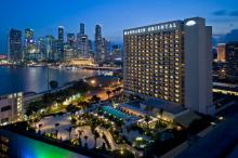 Mandarin Oriental Singapore - Exterior