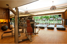 Mandarin Oriental Singapore - Fitness Center